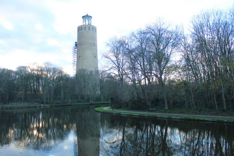 Watertoren Maria Hendrikaparkapark