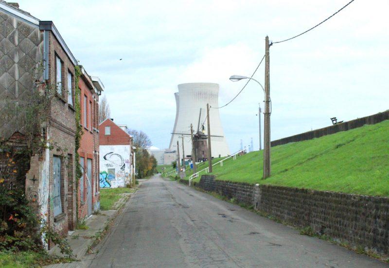 Koeltorens kerncentrale Doel