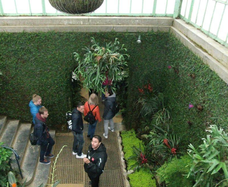 Ondergrondse Galerij Koninklijke Serres