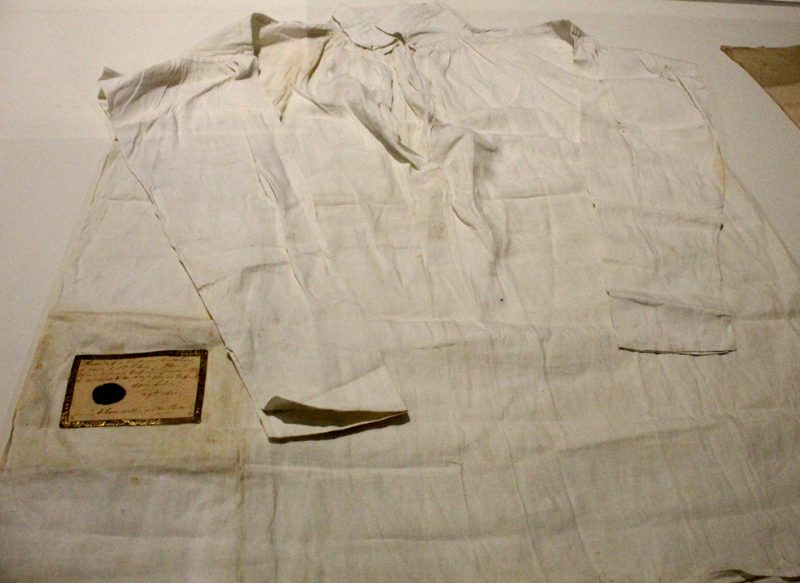 Napoleon hemd
