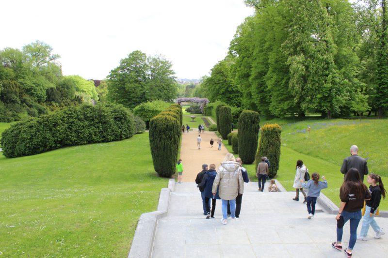 Koninklijke tuinen Laken