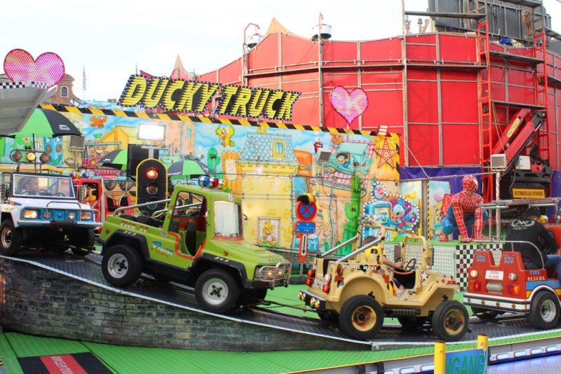 Ducky Truck