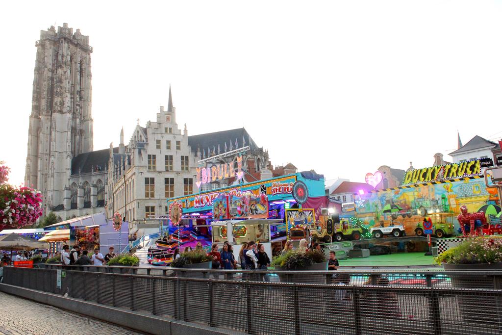 Mechelen kermis 2021