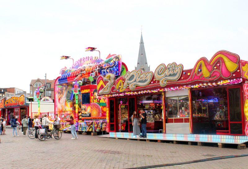 Sint-Niklaas zomerkermis 2021