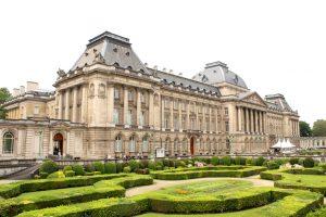 Brussel Koninklijk Paleis