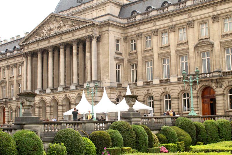 Openstelling Brussel Koninklijk Paleis 2021