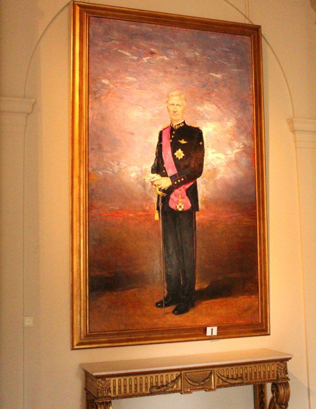Portret Koning Filip Erevestibule