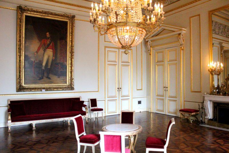 Grote Voorkamer Paleis Brussel