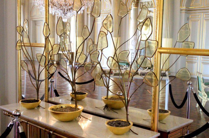 De Bloemen van het Koninklijk Paleis