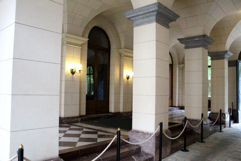 Audiëntieportaal Brussel Paleis
