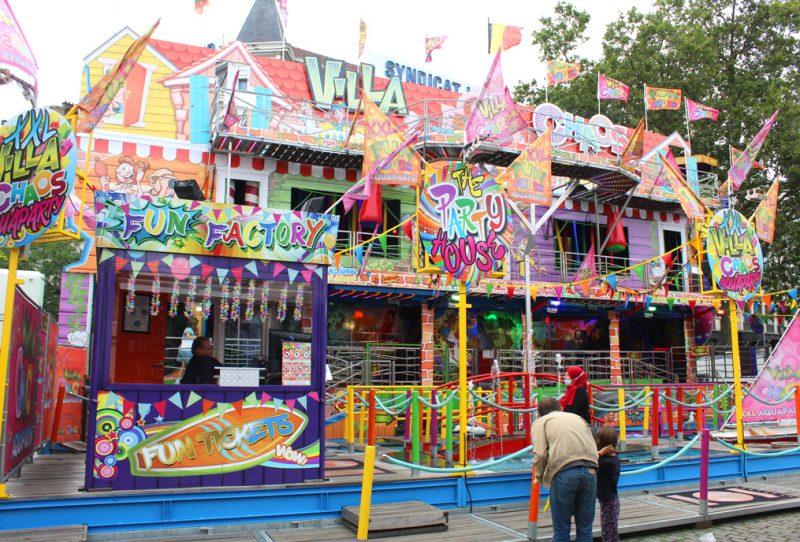 Funhouse Villa Chaos