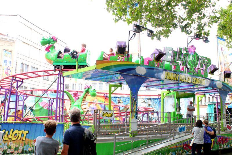 Mini Rollercoaster Elliott
