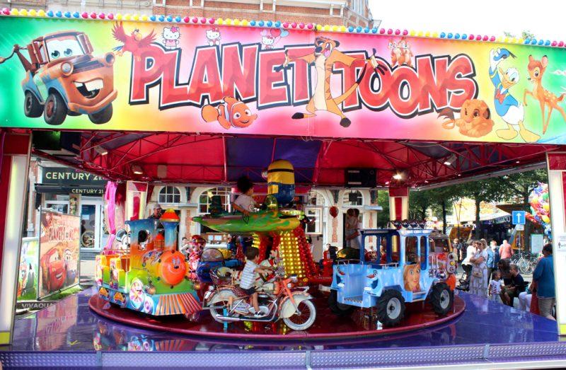 Planet Toons Kermis Leuven