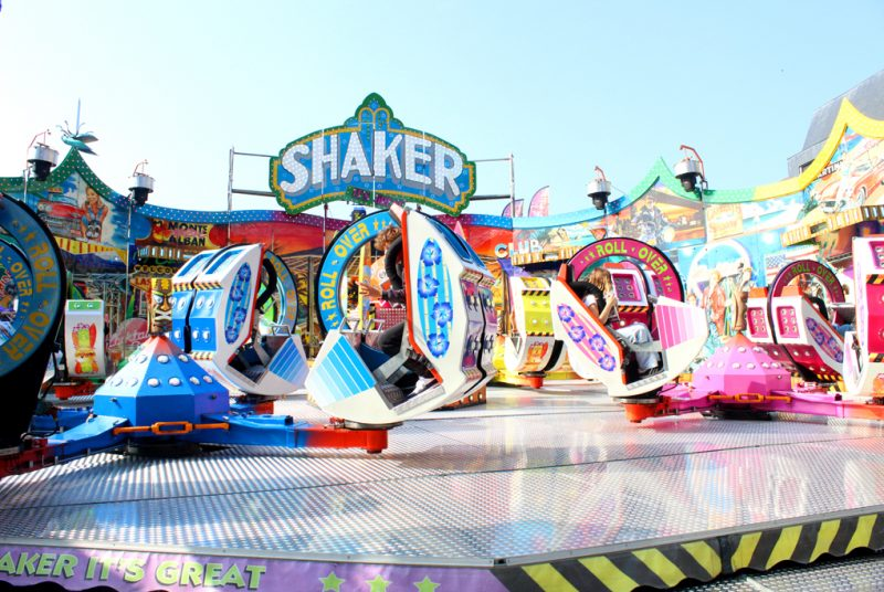 Shaker kermis Leuven