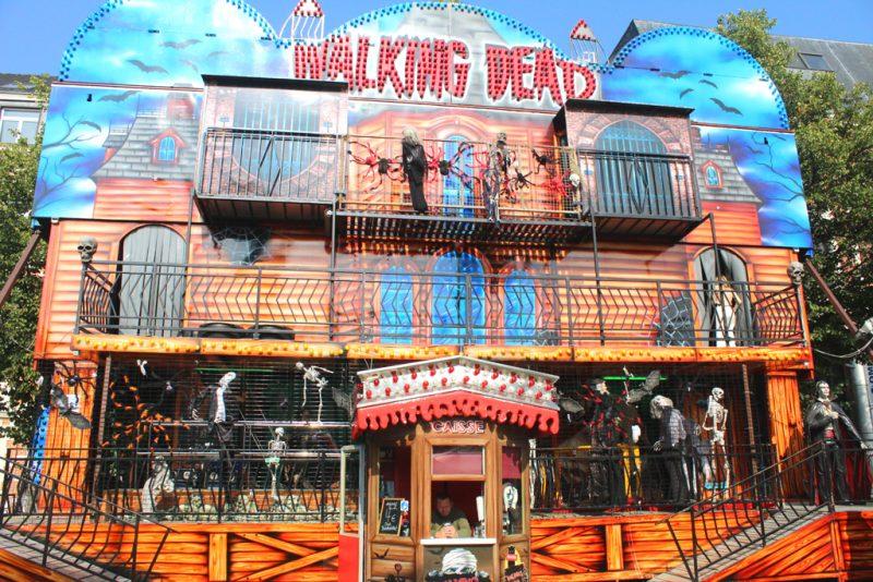 Spookhuis Walking Dead