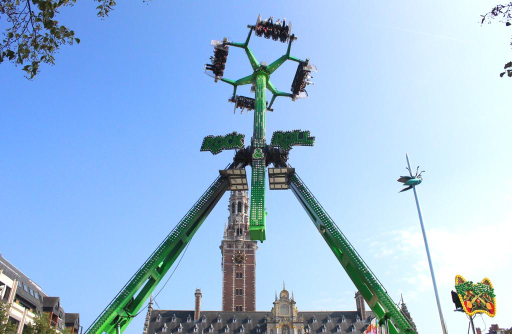 Kermis Leuven 2021