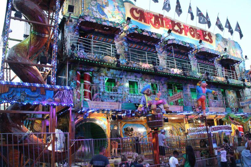 Caraïbes Folies Kermis Leuven