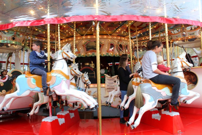 Carrousel Galopant