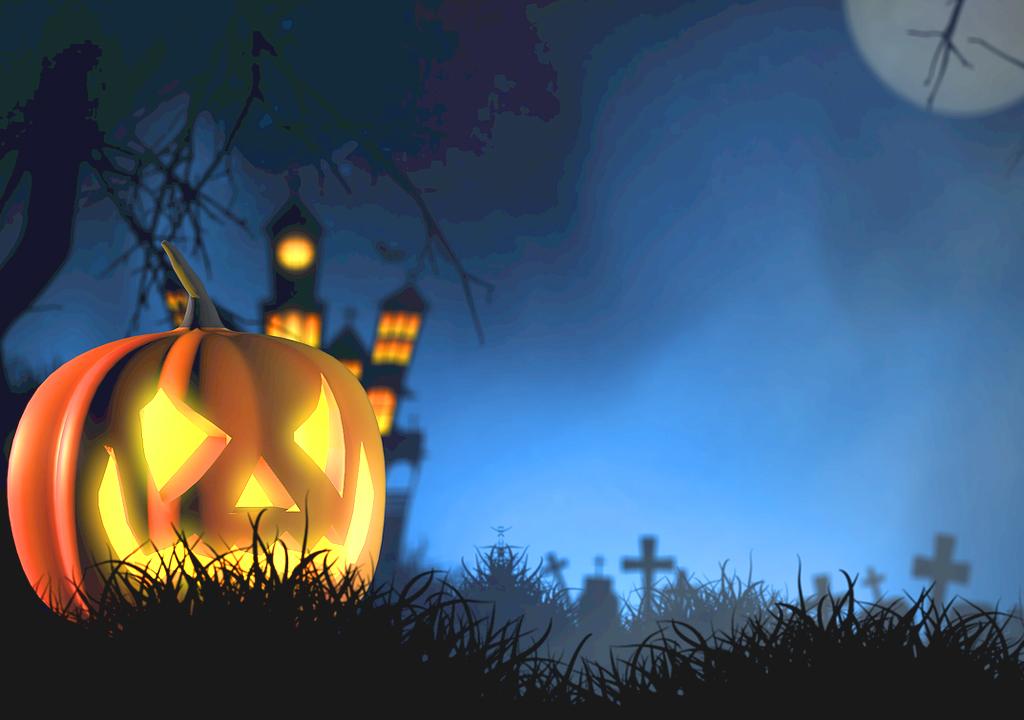 Pretparken Halloween